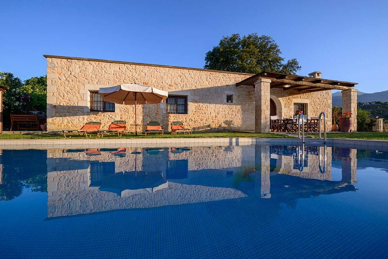 Stone Villa Cypress, Private Pool, Mountain Views!, vacation rental in Maza