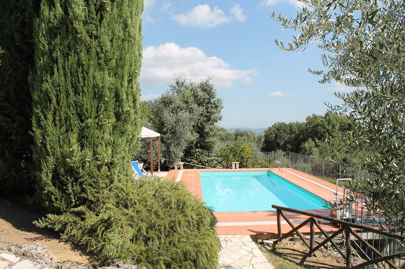 Villa Le Querce, holiday rental in San Liberato