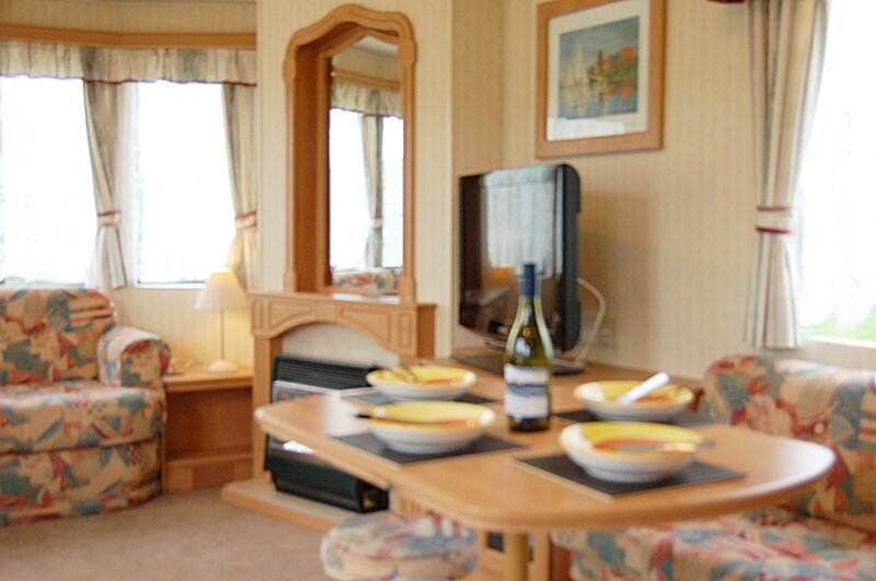 Caravan 309 Bryn Y Mor Beach Side Park, vacation rental in Tywyn