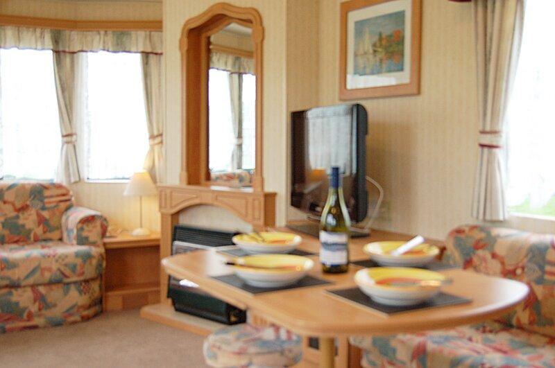 Caravan 309 Bryn Y Mor Beach Side Park, aluguéis de temporada em Tywyn