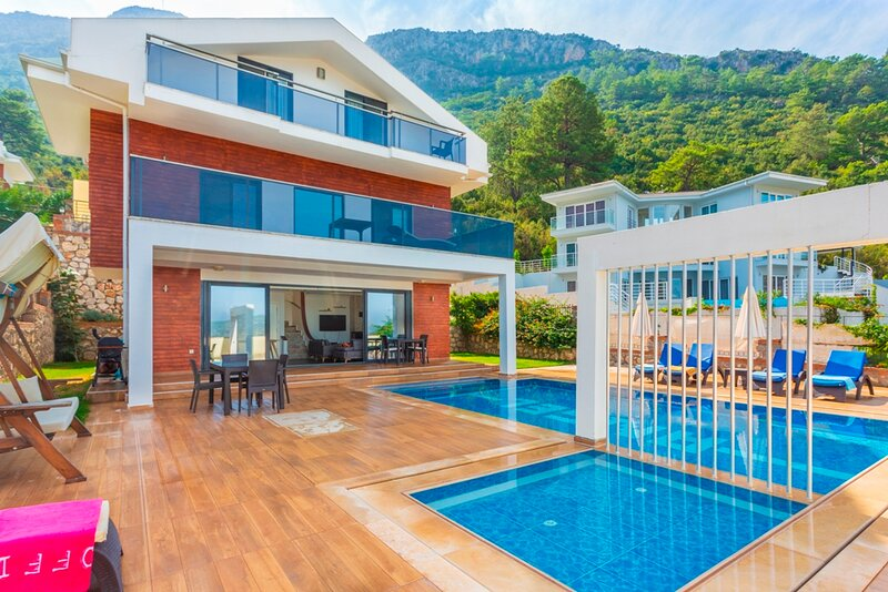 Angel Prestige Villa H, holiday rental in Faralya