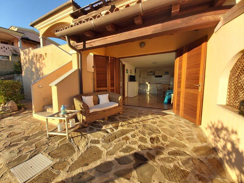 Appartamento Lu Fraili, vacation rental in Case Peschiera-lu Fraili
