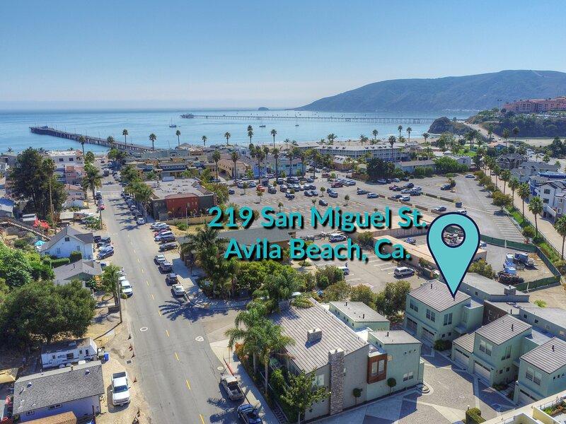 219 San Miguel, holiday rental in Avila Beach