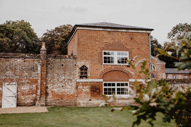 The Garden Cottage at Bracon Hall, location de vacances à Saxlingham Nethergate