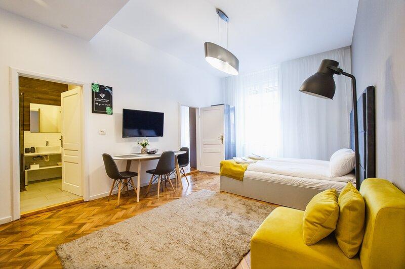 Eat IT cozy downtown apartment #1, casa vacanza a Baile Felix