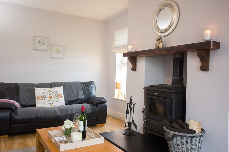 Riverside Cottages No 52, vacation rental in Ballyliffin
