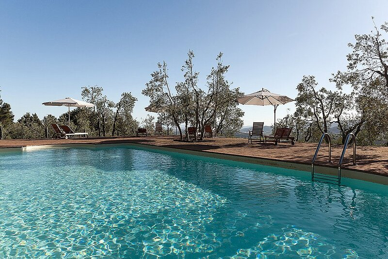 Casa Pallini Villa Sleeps 4 with Pool - 5879505, aluguéis de temporada em Suvereto