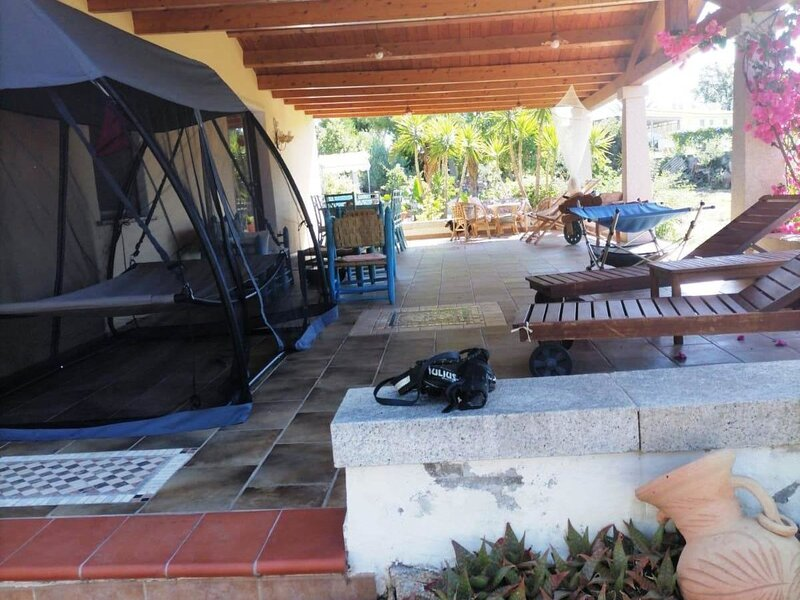 VILLETTA CARROZZA, casa vacanza a Siniscola
