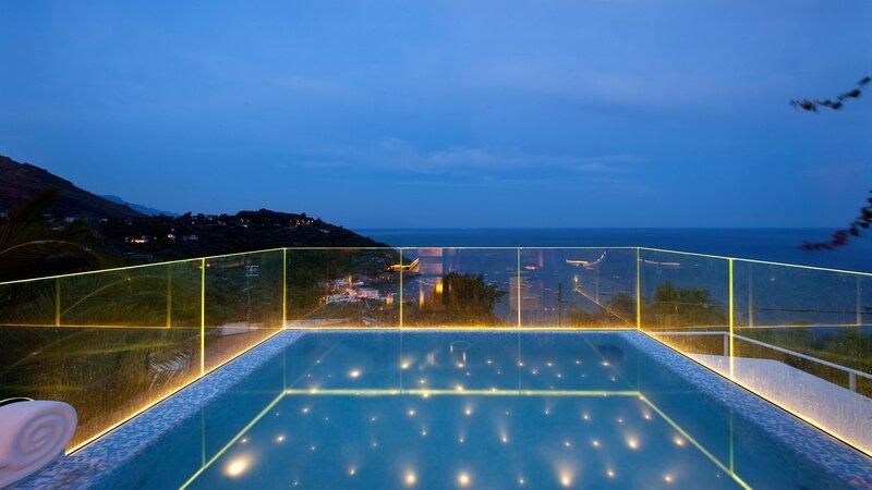 Luxury villa Stella Marina, holiday rental in Nerano