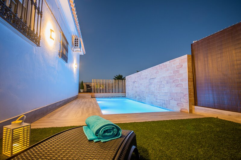 Cubo's Casa Lapiz, casa vacanza a Pizarra