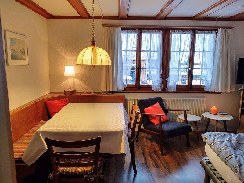 Bärnermutz # 1, vacation rental in Lenk im Simmental