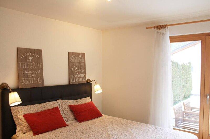 Appartement cosy - 5 min des cabines de verbier, holiday rental in Bovernier