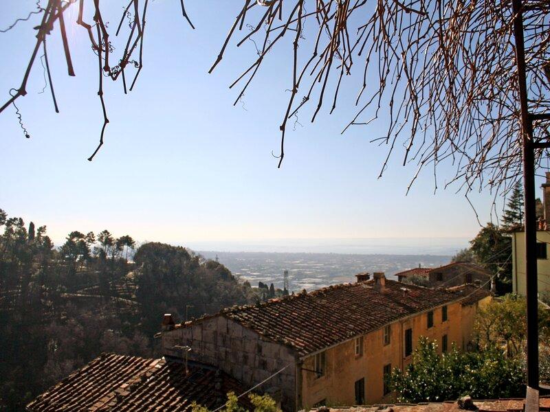 le Casacce, vacation rental in Monteggiori