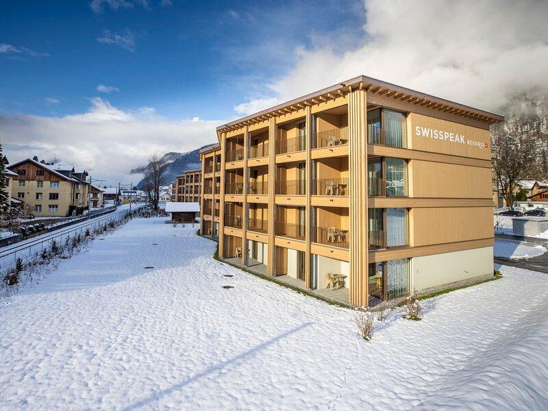 SWISSPEAK Resorts Brünig, location de vacances à Meiringen