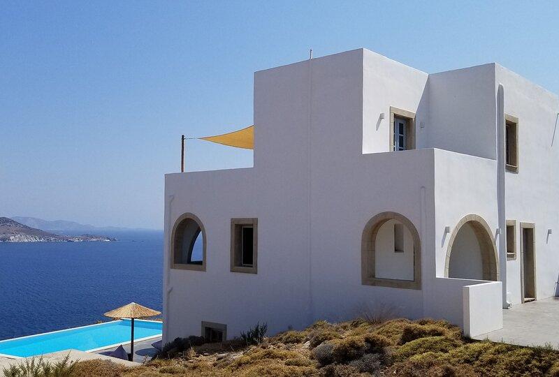 Patmos Villa Tatyana, casa vacanza a Grikos