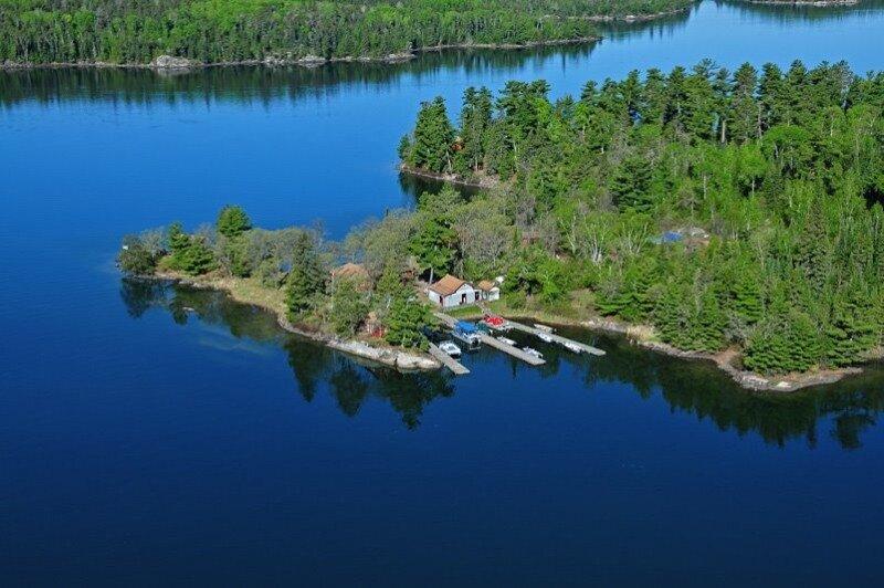 Island Resort. Cabins, Pontoon Boat Tours, Boat Rental, American Plan., vacation rental in Lake of the Woods