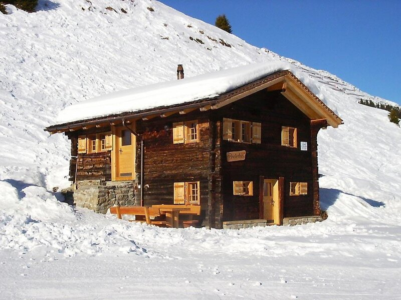 Alphütte Bielerhüs, holiday rental in Munster