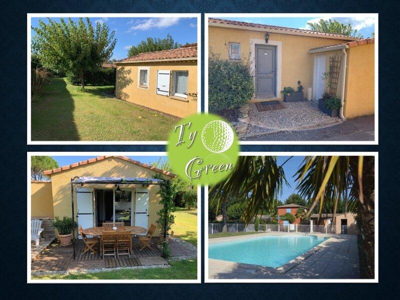 Ty Green: villa meublée climatisée dans golf, holiday rental in Malataverne