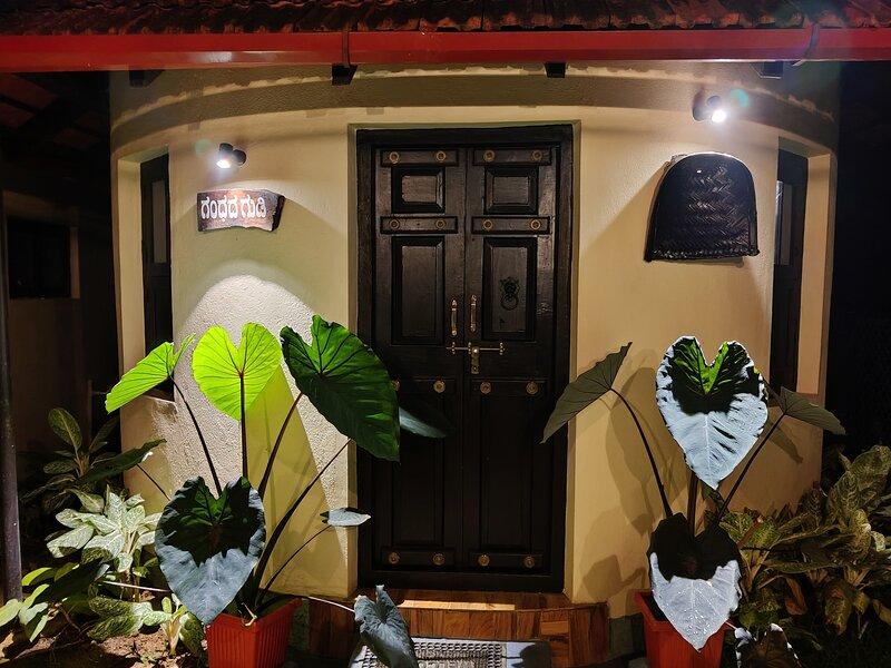 Halli Hithalu Homestay - Room : Coffee Pavilion / Gandadha Gudi, holiday rental in Chikmagalur