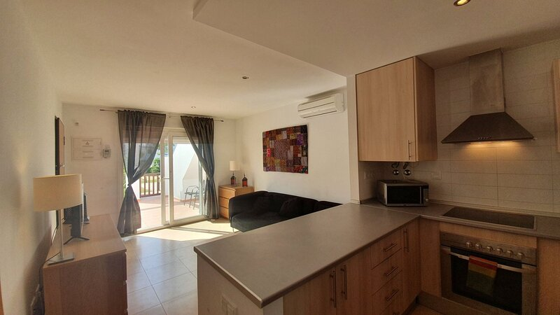 3-Bed Apartment in Alhama de Murcia on Golf resort, alquiler de vacaciones en Alhama de Murcia