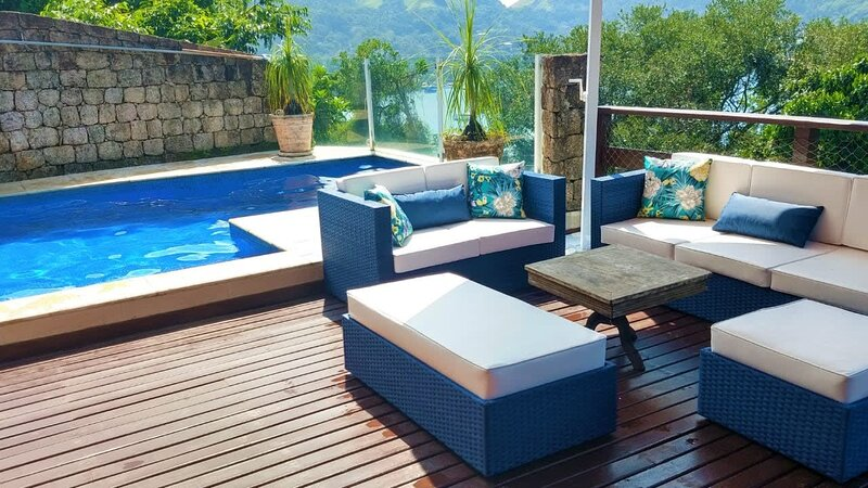 Private Stunning House Angra - ANG013-AC, vacation rental in Angra Dos Reis