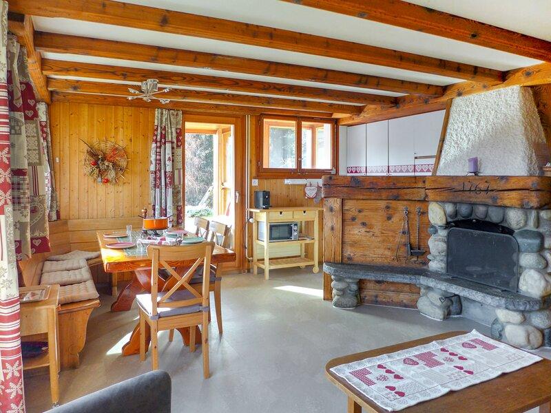 Haimavati, holiday rental in Bovernier