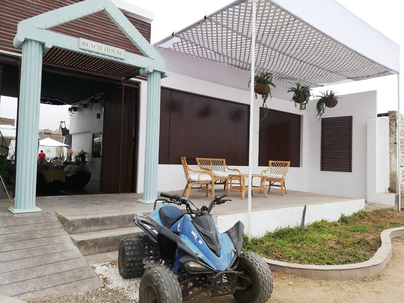 Casa de alquiler Arica Beach House, holiday rental in Lurin