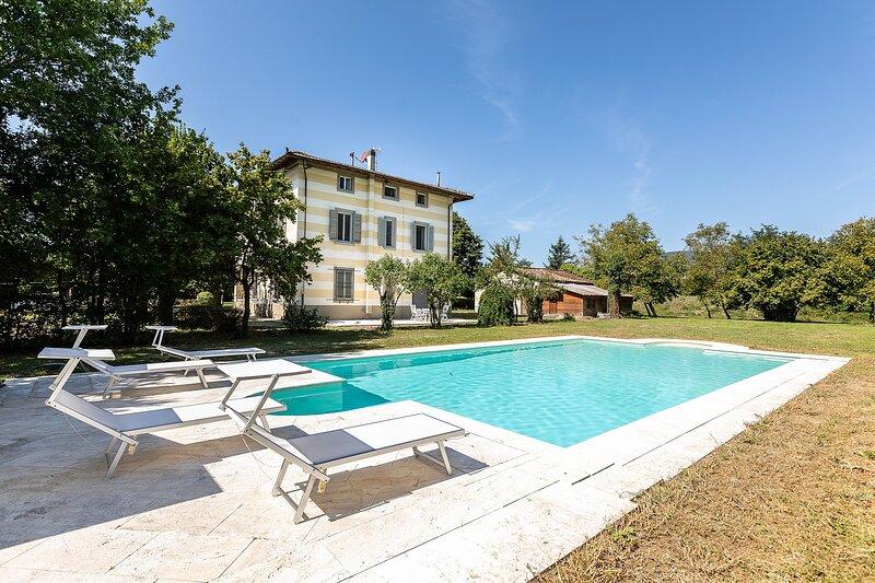 Villa Sofia, holiday rental in Ferracciano