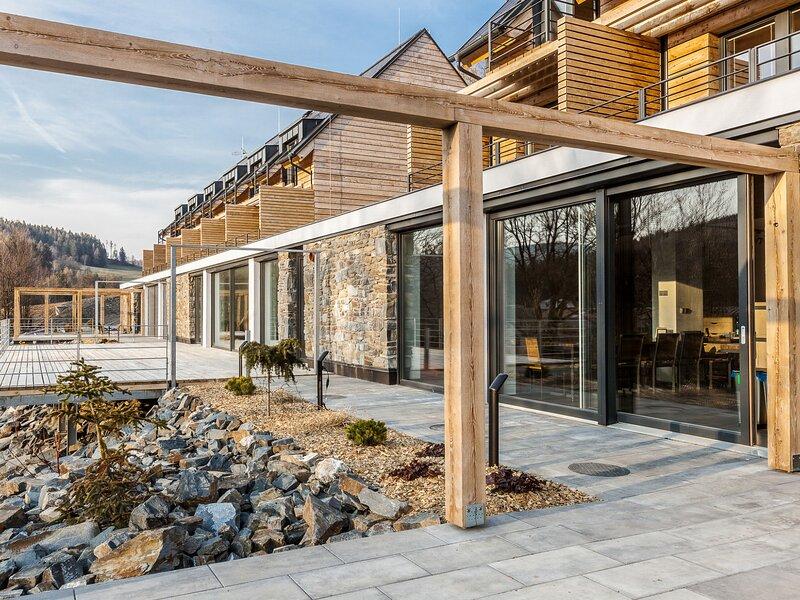 Šestnáctka, holiday rental in Zlate Hory