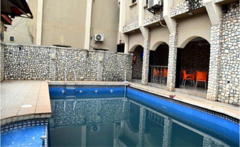 Choice Gate Hotel Suites, casa vacanza a Benin City