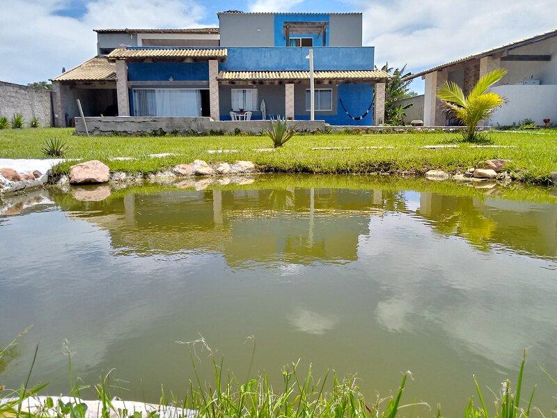 Recanto Vale Do Sol, alquiler de vacaciones en Iguaba Grande