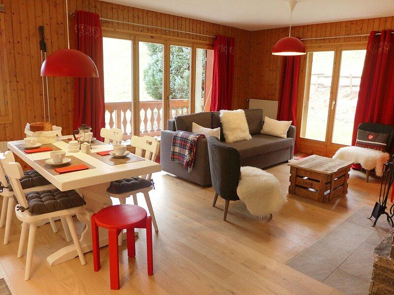 Brocard, aluguéis de temporada em Champoussin