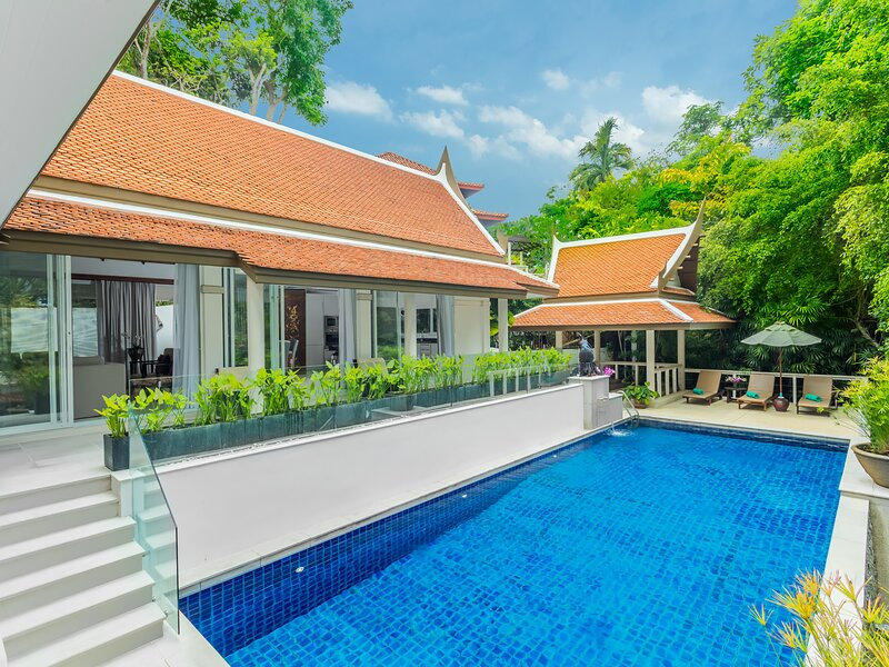 Katamanda - Villa Albina, 3BR, Kata, casa vacanza a Kata Noi Beach