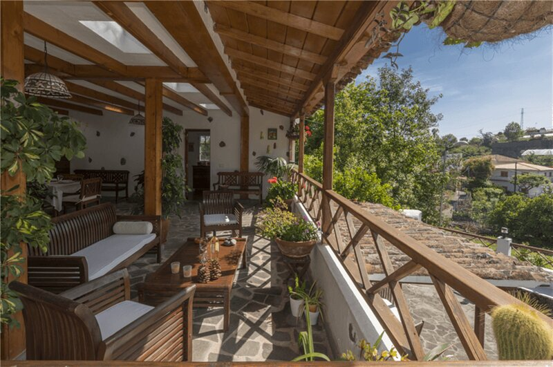 House - 2 Bedrooms with WiFi - 108191, holiday rental in Playa Quemada