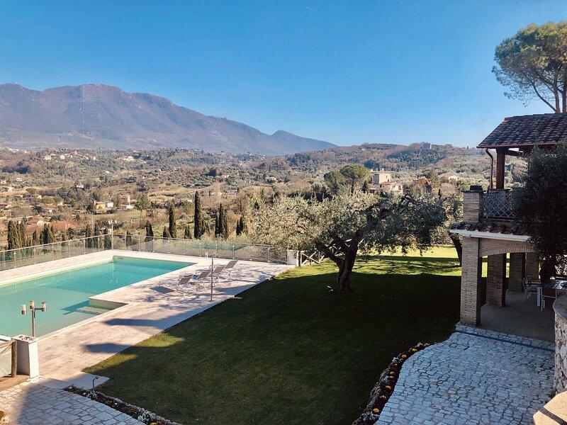 Villa Fabia, location de vacances à Monterotondo