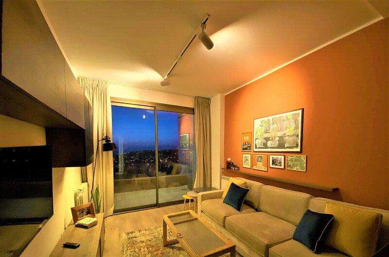 Chamonix - 1BR Faqra, vacation rental in Amchit