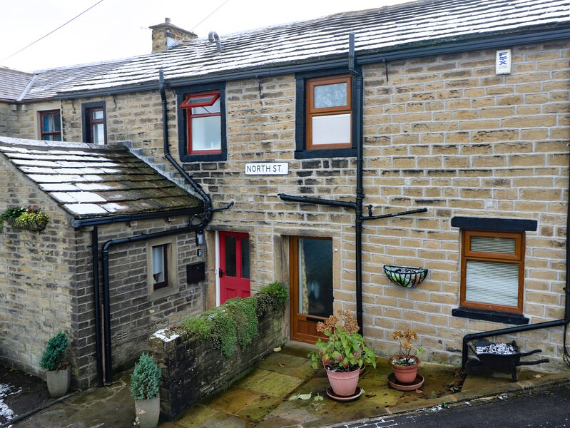Townend Cottage, Haworth, location de vacances à Oldfield
