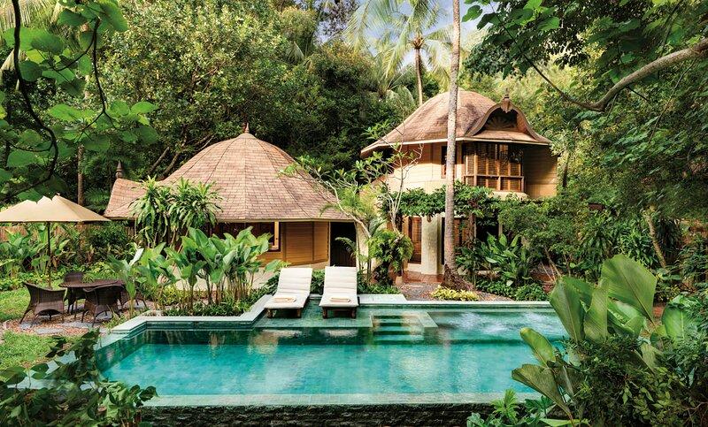 Railay Beach Villa Sleeps 5 - 5825046, holiday rental in Ko Jum