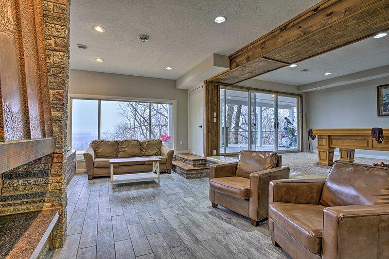 Living Room | Lower Level