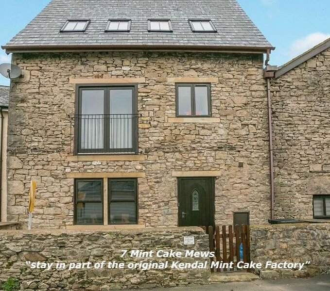 Kendal Mint Cake Mews Holiday Cottage – semesterbostad i Kendal