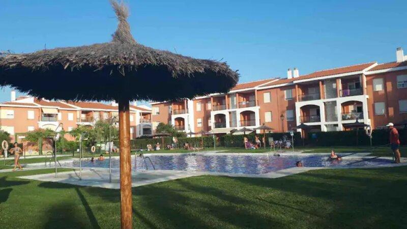 Apartamento en Costa Ballena (Primera Línea de Playa) Rota Chipiona – semesterbostad i Rota