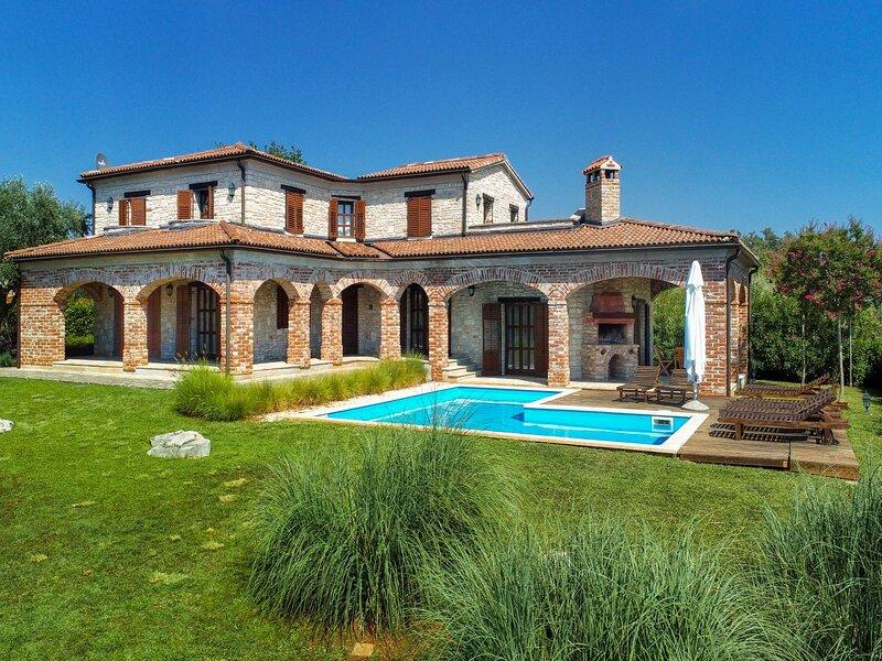 Villa Achillea, alquiler de vacaciones en Sveti Lovrec