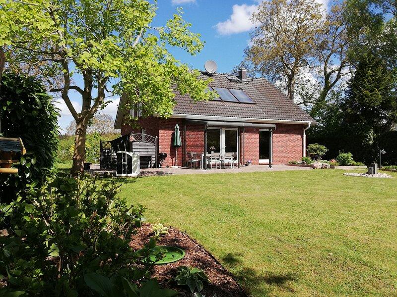 Ferienhaus in Scharbeutz-Klingberg, holiday rental in Susel