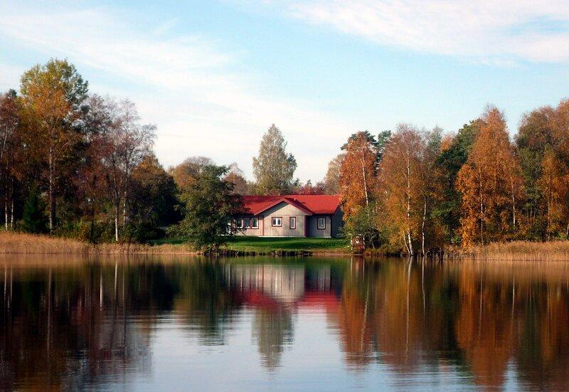 Ferienhaus Schweden am Bolmensee – semesterbostad i Ljungby