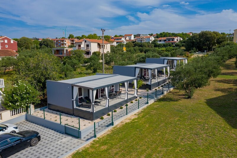 Adriatic Mobile Homes 1, vacation rental in Sveti Filip i Jakov