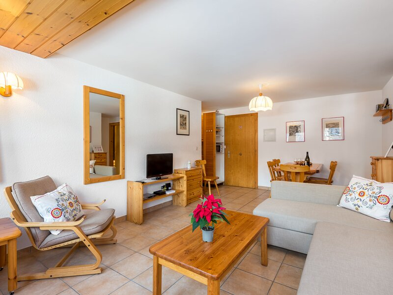 Tarcianne A Apt. 2, vacation rental in Grimentz