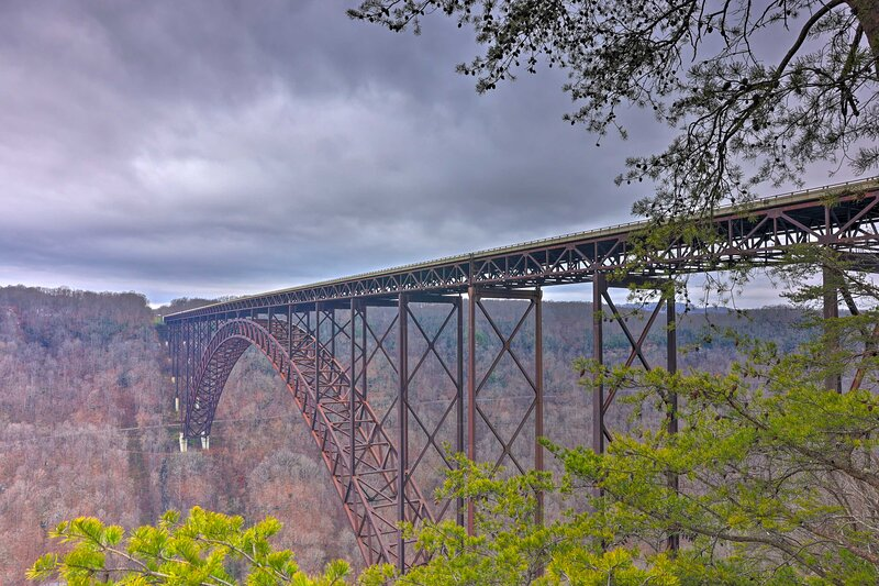 New River Gorge Bridge | 1.9 Miles Away