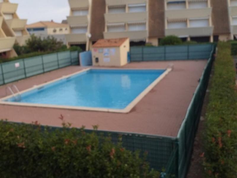Résidence avec piscine et accès direct à la plage, holiday rental in Marseillan Plage