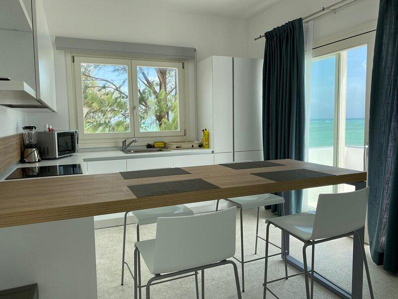 Ocean View Penthouse Elias Homes ZanzibarHouses, location de vacances à Matemwe