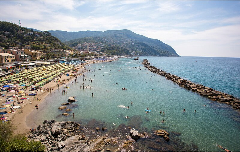 Nice home in Moneglia with WiFi and 2 Bedrooms (ILL817), holiday rental in Tavarone